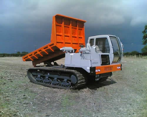 Tracked Dumpers